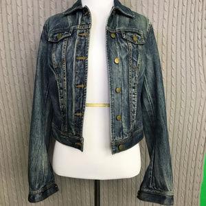 Maison Jules Denim Jacket EUC Size XS